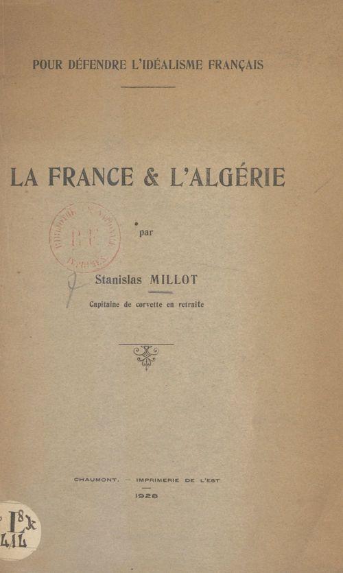 Pour défendre l'idéalisme français