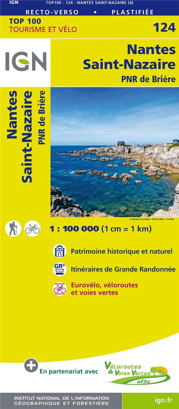 TOP100124 ; Nantes St-Nazaire