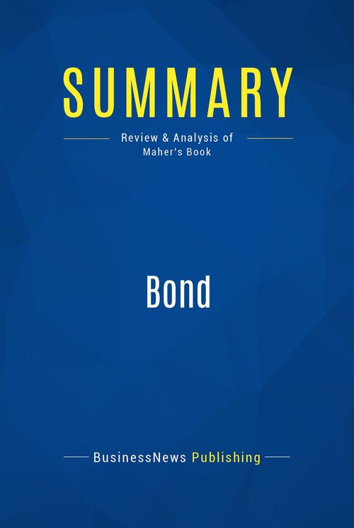 Bond ; the business career of Alan Bond