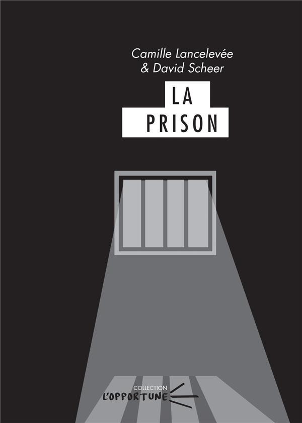 La prison - realites et paradoxes