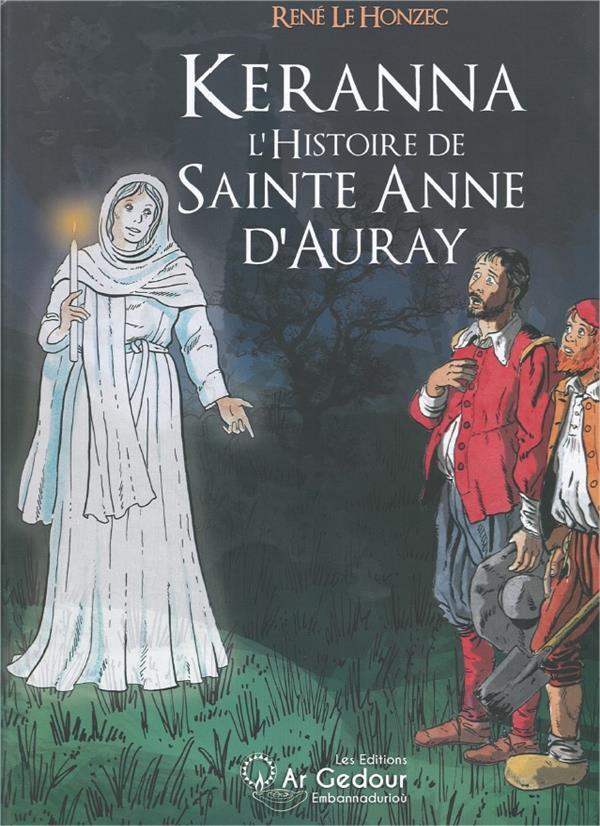 L'histoire de sainte Anne d'Auray