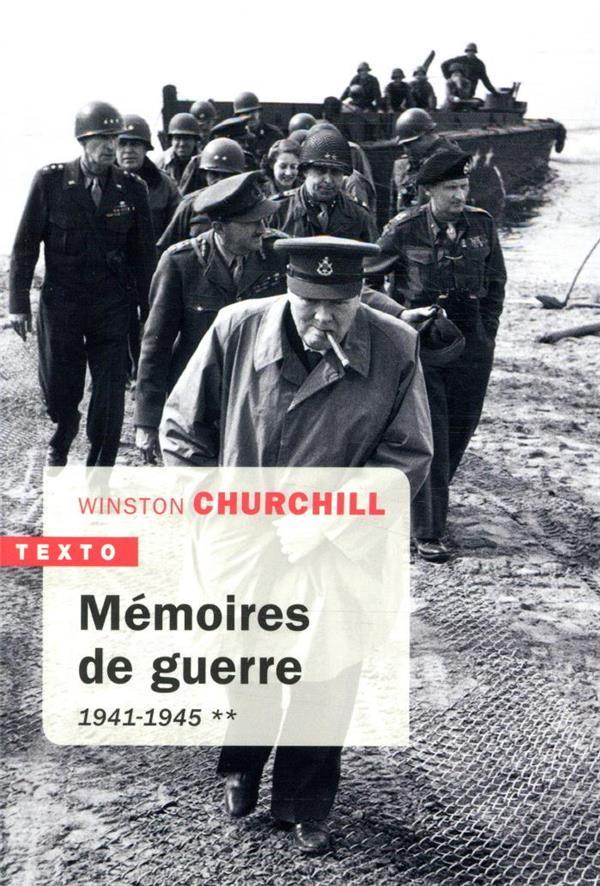 mémoires de guerre t.2 ; 1941-1945