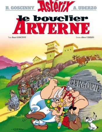 Astérix T.11 ; le bouclier arverne