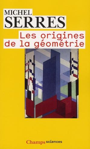 Les origines de la géometrie