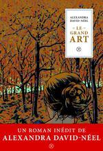 Couverture de Le Grand Art
