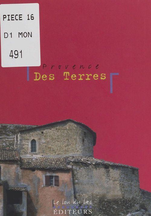 Provence des terres