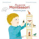 Vente Livre Numérique : Ma journée Montessori, Tome 06  - Charlotte Poussin