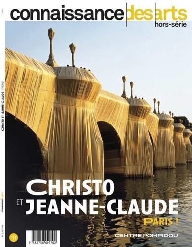 Connaissance des arts hors-serie ; christo et jeanne-claude ; paris !