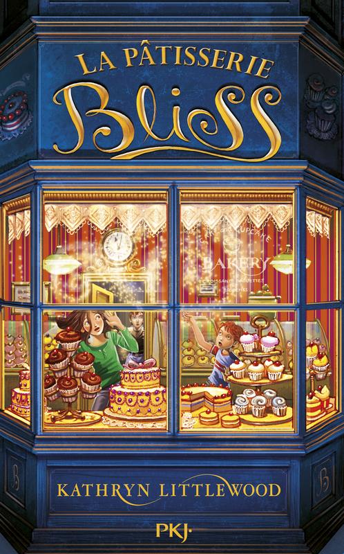 La pâtisserie Bliss T.1