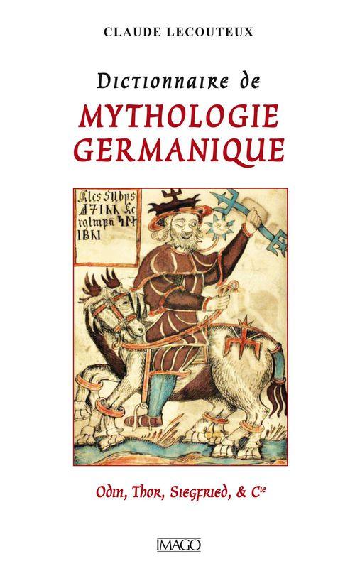 Dictionnaire de mythologie germanique