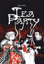 Couverture de Le Chat Du Kimono T2 - Tea Party