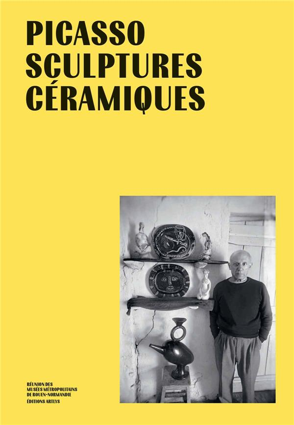 Picasso, sculptures, céramiques