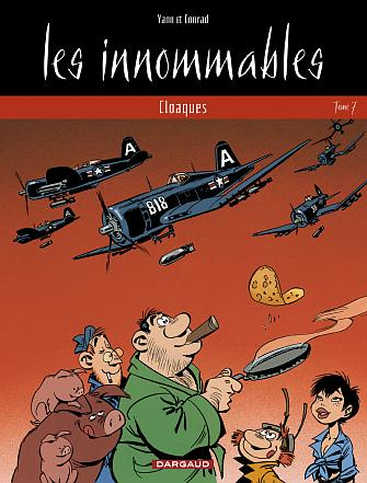 Les Innommables T.7 ; cloaques