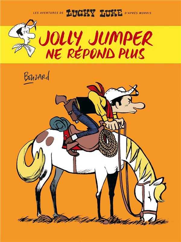 Les aventures de Lucky Luke d'après Morris ; Jolly Jumper ne répond plus