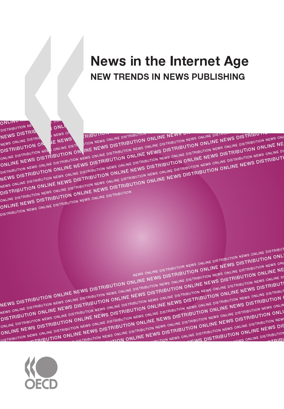 News in the Internet age ; new trends in news publishing