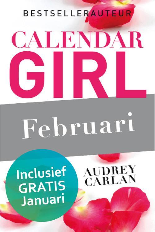 Februari met gratis Januari - Audrey Carlan - ebook