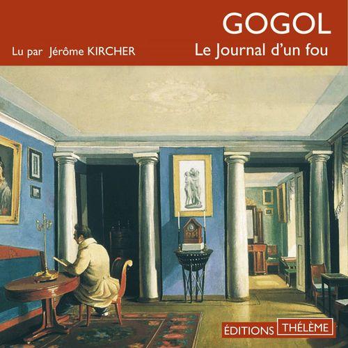 Vente AudioBook : Le Journal d'un fou  - NICOLAS GOGOL
