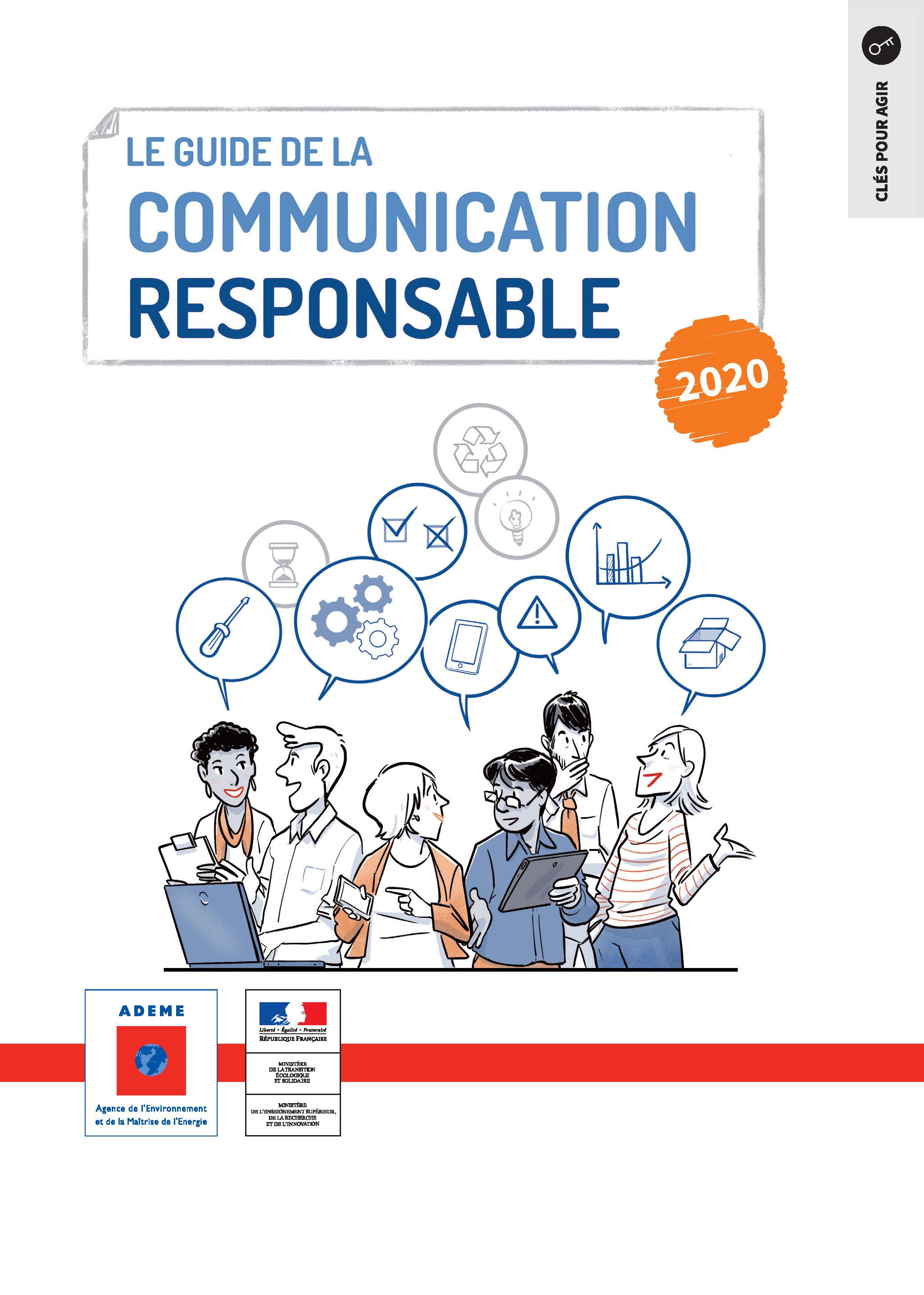 Le guide de la communication responsable (édition 2020)