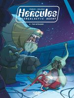 Vente Livre Numérique : Hercules Intergalactic Agent- Volume 2 - The Intruder  - Zabus