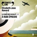 Vente AudioBook : La saga des Cazalet (Tome 2) - À rude épreuve