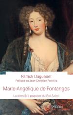 Vente EBooks : Marie-angelique de fontanges  - Patrick DAGUENET