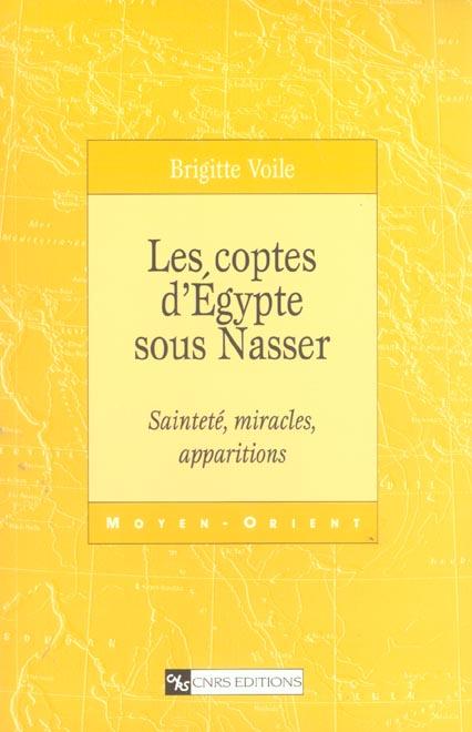 Coptes d'egypte sous nasser