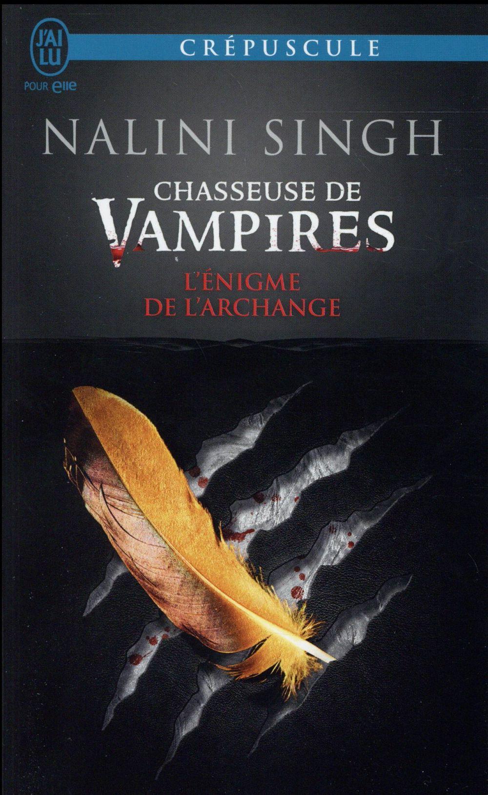 Chasseuse de vampires T.8 ; l'énigme de l'archange