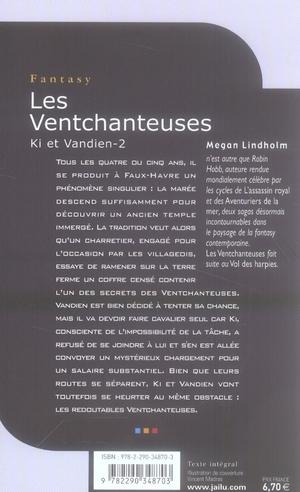 Ki et Vandien T.2 ; les ventchanteuses