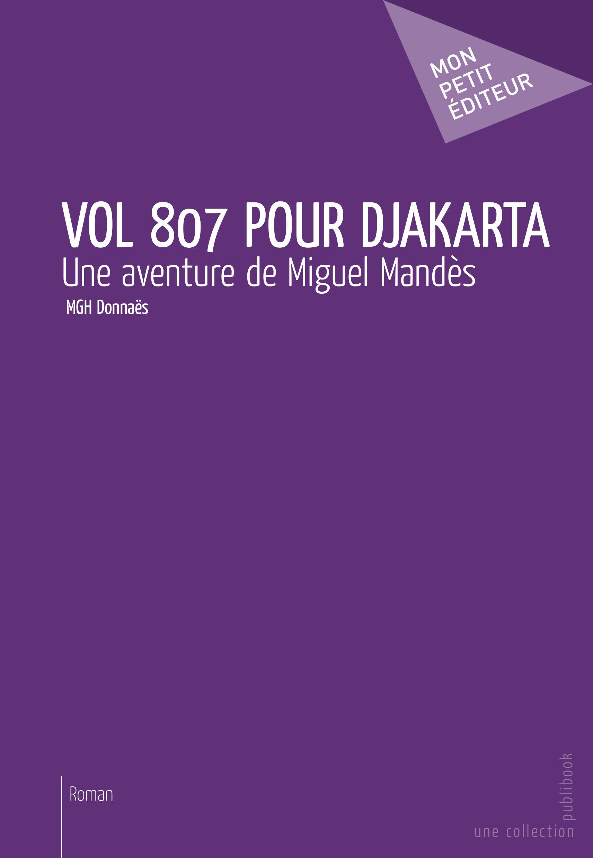 vol 807 pour Djakarta