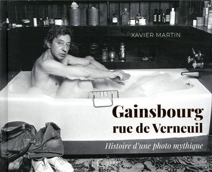 Gainsbourg ; rue de Verneuil