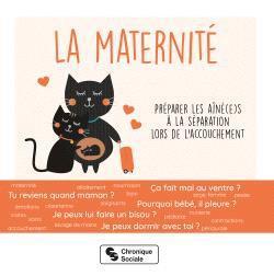 La maternité ; préparer les aîné(e)s à la séparation lors de l'accouchement