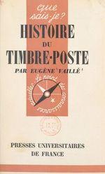 Histoire du timbre-poste  - Eugène Vaillé