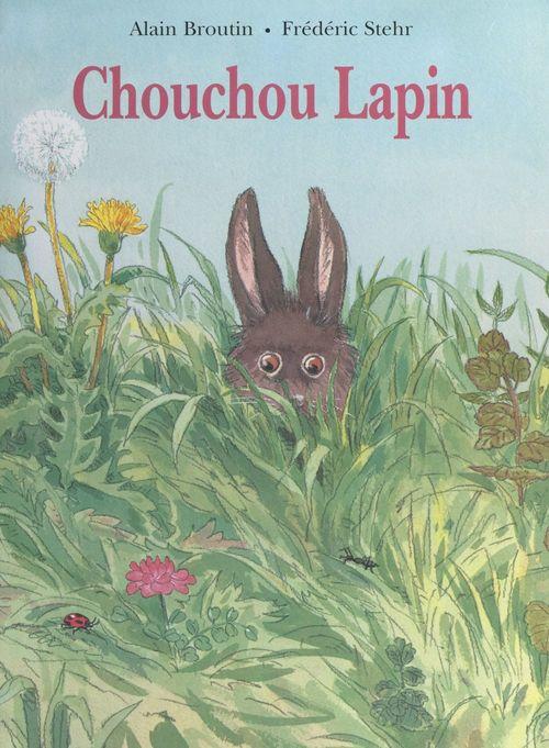 Chouchou lapin