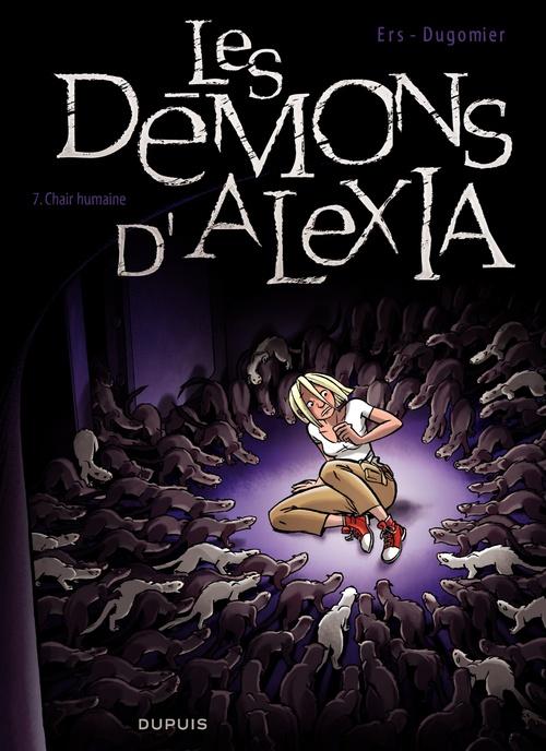 Les démons d'Alexia T.7 ; chair humaine