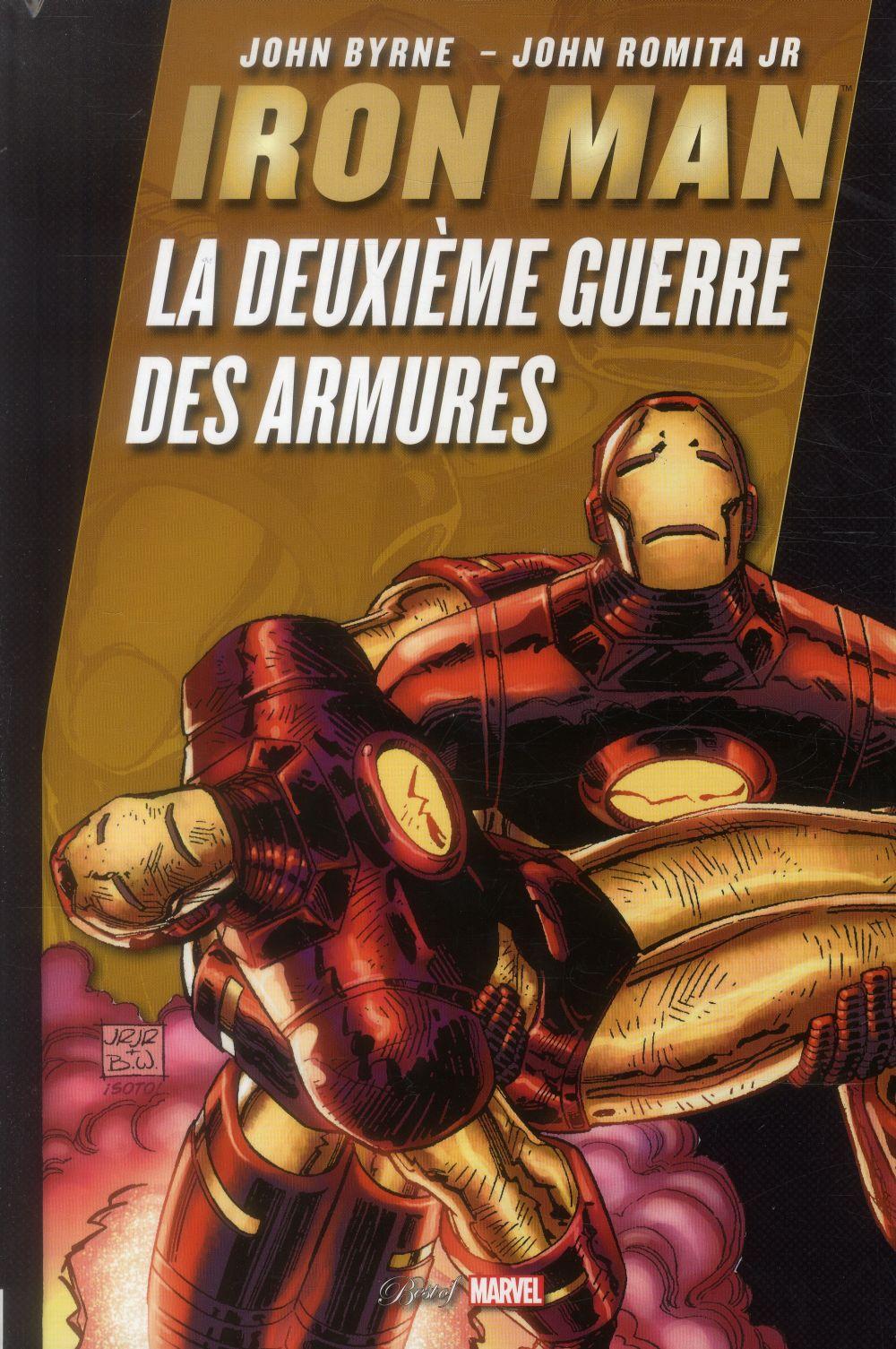 IRON-MAN : LA GUERRE DES ARMURES 2 Romita John
