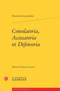 Consolatoria, accusatoria et defensoria
