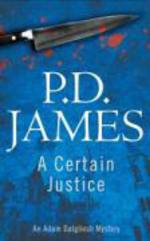 Vente Livre Numérique : A Certain Justice  - P. D. James