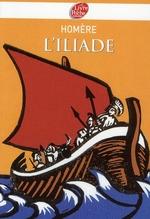 Vente Livre Numérique : L'Iliade - Texte abrégé  - Homère