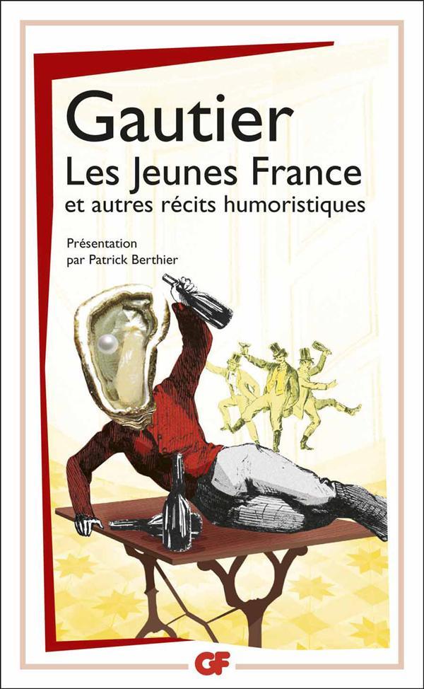 Les jeunes France et autres recits humoristiques
