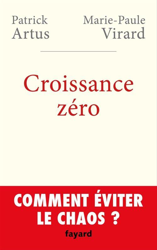Croissance zéro ; comment éviter le chaos?