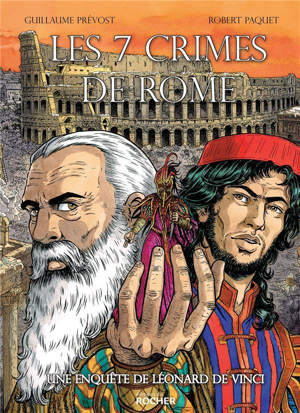 LES SEPT CRIMES DE ROME