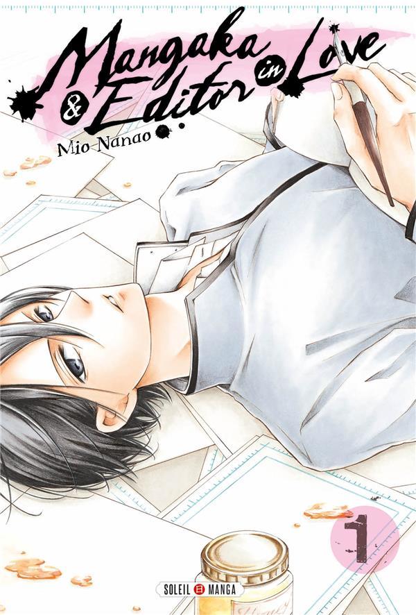 Mangaka & Editor In Love T.1