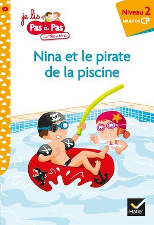Nina et le pirate de la piscine