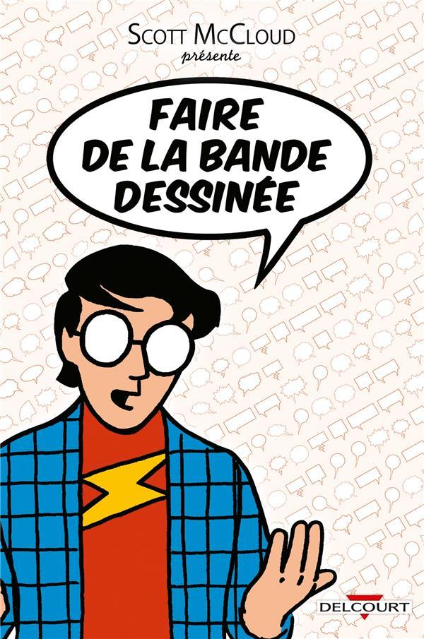 FAIRE DE LA BANDE DESSINEE MCCLOUD-S