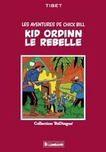 Vente Livre Numérique : Chick Bill - tome 4 - Kid Ordinn le rebelle  - GREG