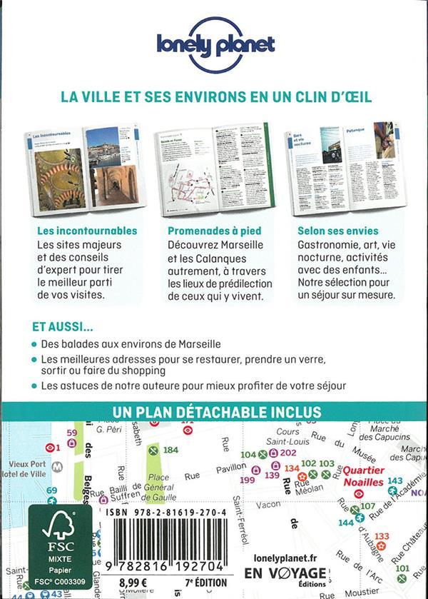 Marseille et les calanques (7e édition)