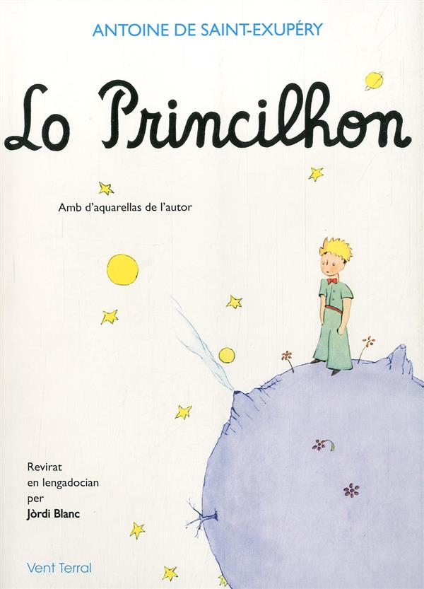 LO PRINCILHON SAINT-EXUPERY ANTOIN