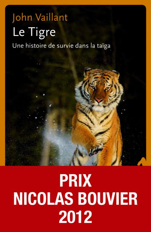 Le tigre ; une histoire de survie dans la taiga