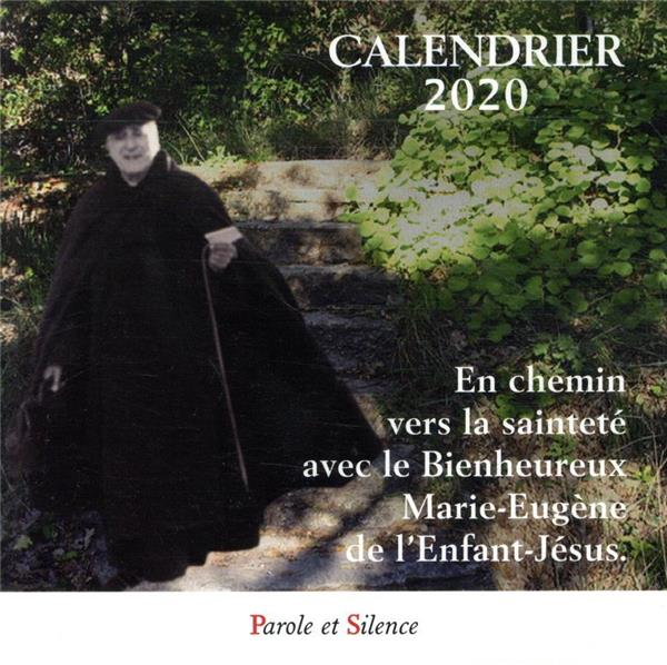 CALENDRIER (EDITION 2020)