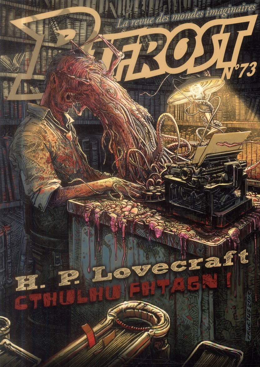 Bifrost ; special h. p. lovecraft